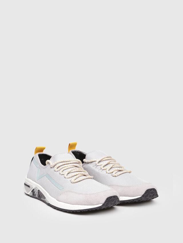 Diesel - S-KBY, Dampfgraue Farbe - Sneakers - Image 2