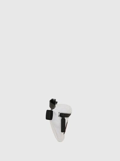 Diesel - BELTPATCH, Weiß - Taschen - Image 3