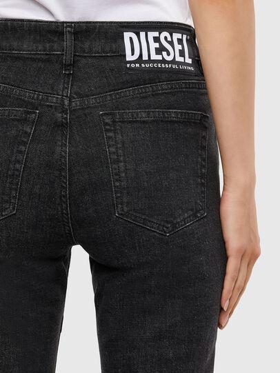 Diesel - D-Joy 009KY, Schwarz/Dunkelgrau - Jeans - Image 6