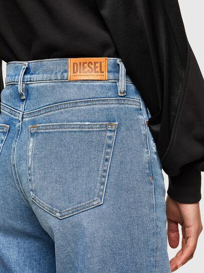 Diesel - D-Akemi 009EU, Hellblau - Jeans - Image 4