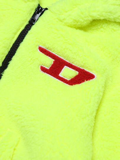 Diesel - SODDY OVER, Neongelb - Sweatshirts - Image 3