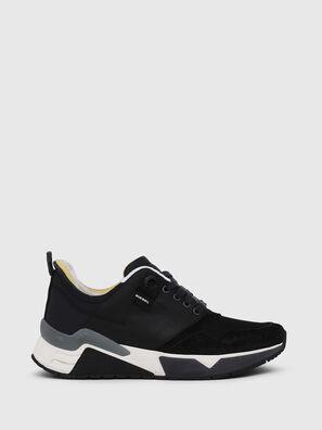 S-BRENTHA LC, Schwarz/Blau - Sneakers