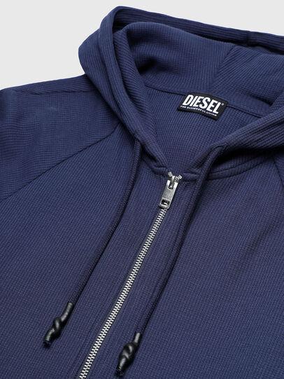 Diesel - UMLT-BRIANZ-W, Blau - Sweatshirts - Image 3