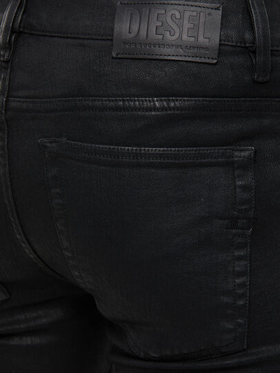 Diesel - D-Amny 009ID, Schwarz/Dunkelgrau - Jeans - Image 4