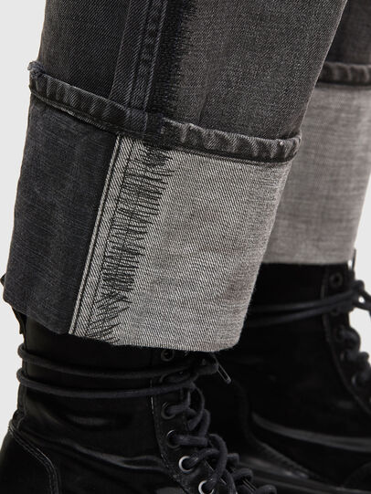 Diesel - D-Reggy 009IL, Schwarz/Dunkelgrau - Jeans - Image 5