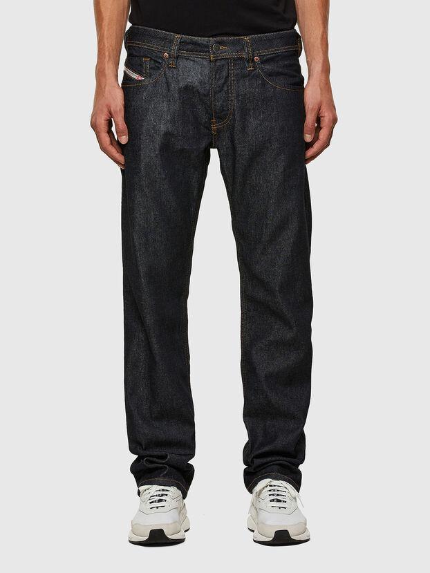 Larkee 009HF, Dunkelblau - Jeans