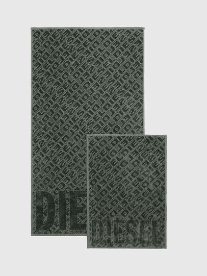 Diesel - COPP 3DLOGO, Grün - Bath - Image 2