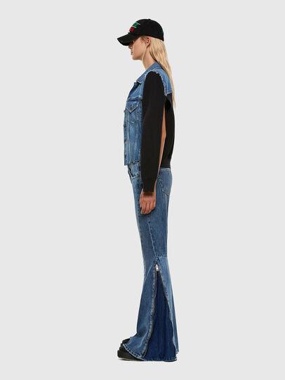 Diesel - D-Ferenz 009JD, Hellblau - Jeans - Image 4