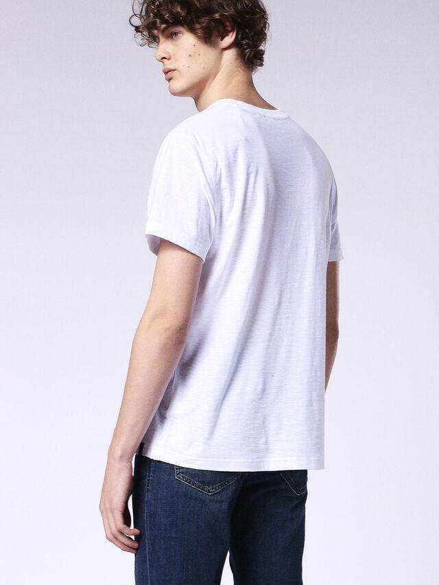 Diesel - T-RENE, Weiß - T-Shirts - Image 2
