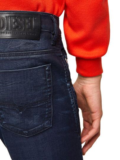 Diesel - Krooley JoggJeans® 069WT, Dunkelblau - Jeans - Image 4