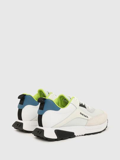 Diesel - S-TYCHE LOW CUT, Weiss/Blau - Sneakers - Image 3