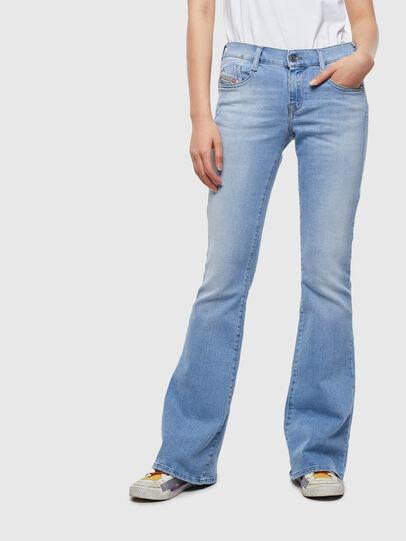 Diesel - D-Ebbey 0095D, Hellblau - Jeans - Image 1