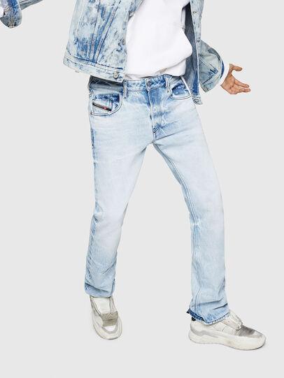 Diesel - D-Ligenz 0078C, Hellblau - Jeans - Image 1