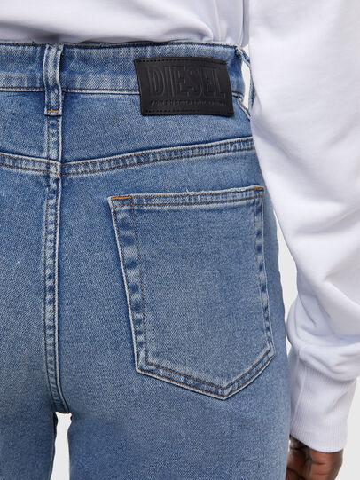 Diesel - D-Eiselle 009KP, Hellblau - Jeans - Image 5
