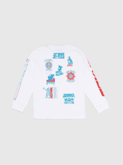 Diesel - TJUSTLSWBT,  - T-Shirts und Tops - Image 2