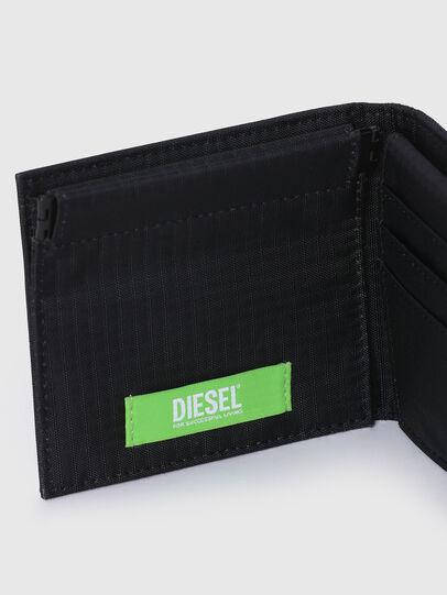 Diesel - HIRESH S SP, Schwarz - Kleine Portemonnaies - Image 4
