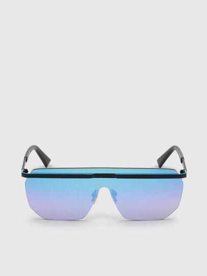 Diesel - DL0259, Blau - Sonnenbrille - Image 1