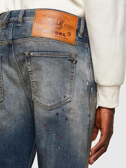 Diesel - D-Vider 009NH, Mittelblau - Jeans - Image 3