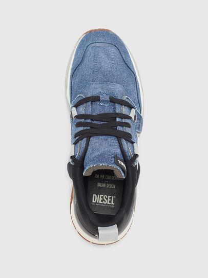 Diesel - S-BRENTHA WL, Jeansblau - Sneakers - Image 5
