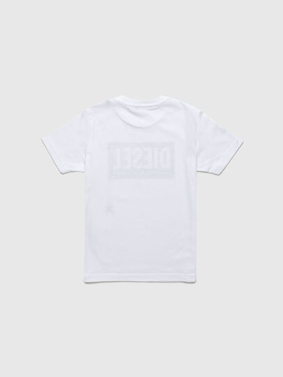 Diesel - TWEEN-TSE, Weiß - T-Shirts und Tops - Image 2