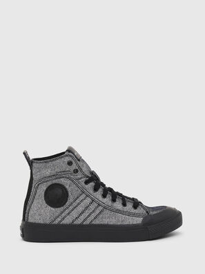 S-ASTICO MID LACE W, Grau - Sneakers