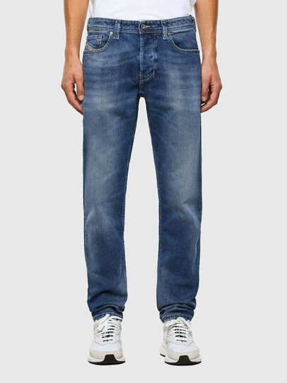 Diesel - Larkee-Beex 0853P, Mittelblau - Jeans - Image 1