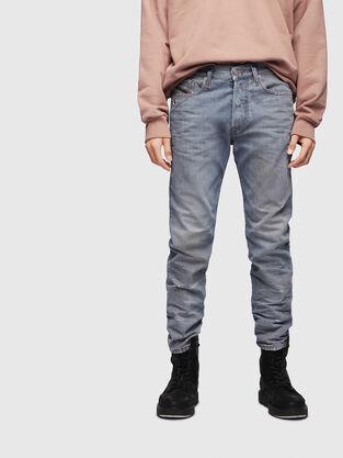 Mharky 088AH, Hellblau - Jeans
