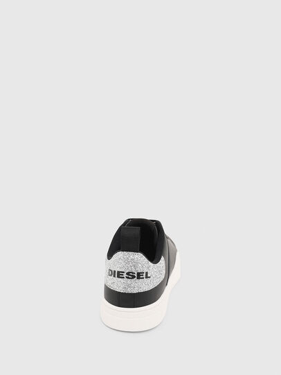 Diesel - S-CLEVER LOW LACE W, Schwarz/Silber - Sneakers - Image 5