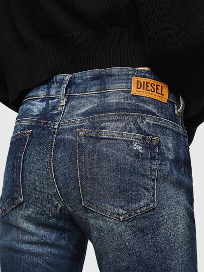 Diesel - D-Rifty 089AL, Dunkelblau - Jeans - Image 4