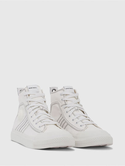 Diesel - S-ASTICO MID LACE, Weiß - Sneakers - Image 2