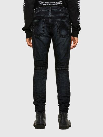 Diesel - D-Strukt JoggJeans® 069TG, Schwarz/Dunkelgrau - Jeans - Image 2