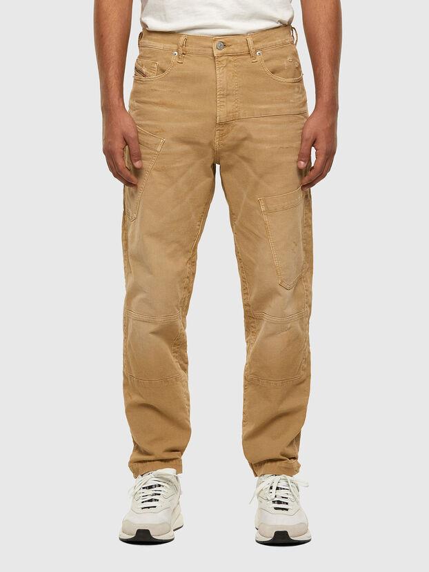D-Azzer JoggJeans 069NF, Beige - Jeans