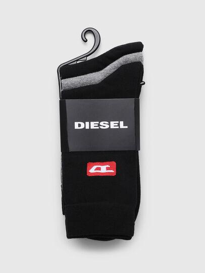 Diesel - SKM-RAY-THREEPACK, Bunt - Strümpfe - Image 2