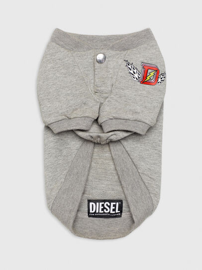 Diesel - PET-WOLF-GRY, Grau - Weitere Accessoires - Image 4