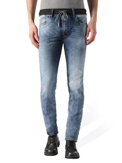 Diesel - Waykee JoggJeans 0672A,  - Jeans - Image 1