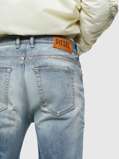 Diesel - D-Vider 0097J, Hellblau - Jeans - Image 5