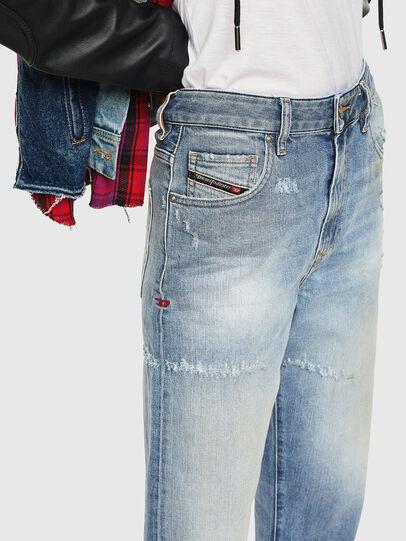 Diesel - D-Reggy 0098V, Hellblau - Jeans - Image 3
