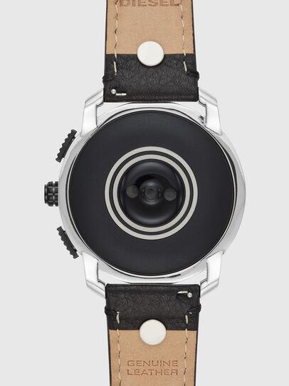 Diesel - DT2014, Schwarz/Silber - Smartwatches - Image 4