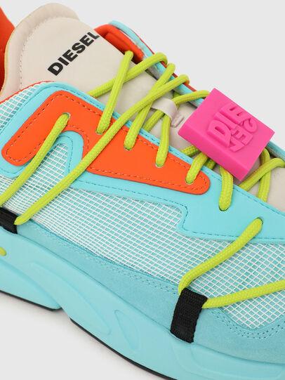 Diesel - S-SERENDIPITY LACE, Azurblau - Sneakers - Image 5