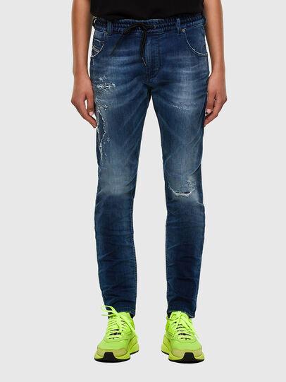 Diesel - KRAILEY JoggJeans® 069PL, Dunkelblau - Jeans - Image 1