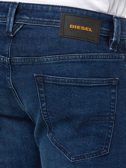Diesel - Larkee 009ER, Dunkelblau - Jeans - Image 4