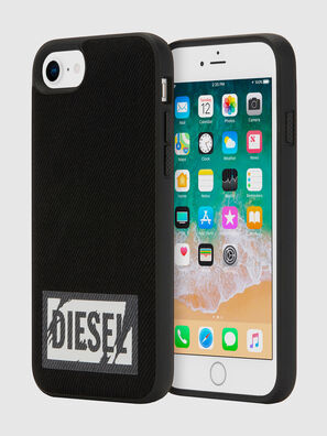 BLACK DENIM IPHONE 8/7/6S/6 CASE,  - Schutzhüllen