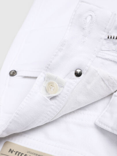 Diesel - LOWLEEH-J JOGGJEANS-N, Weiß - Jeans - Image 4