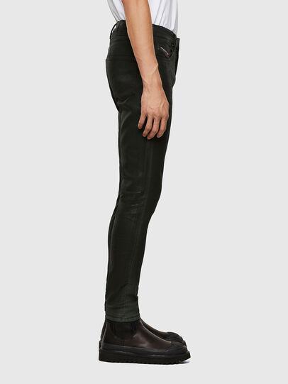 Diesel - D-Strukt JoggJeans® 069QX, Schwarz/Grün - Jeans - Image 7
