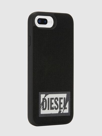 Diesel - BLACK DENIM IPHONE 8 PLUS/7 PLUS/6S PLUS/6 PLUS CASE,  - Schutzhüllen - Image 5