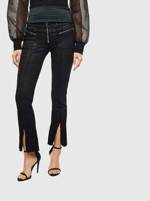 TYPE-1001, Schwarz - Jeans