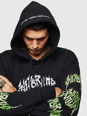 S-ALBY-BX3, Schwarz - Sweatshirts