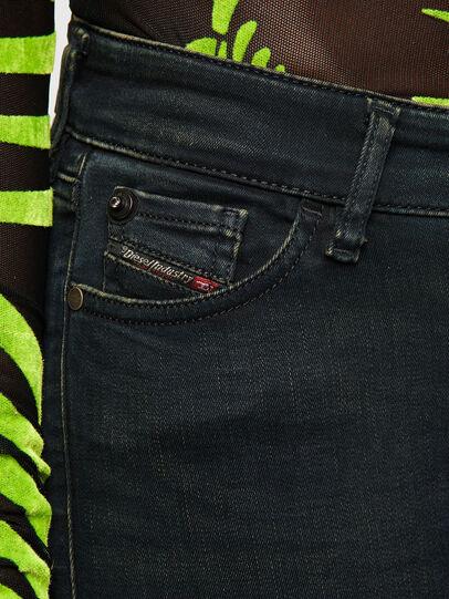 Diesel - Slandy 009QG, Dunkelblau - Jeans - Image 3