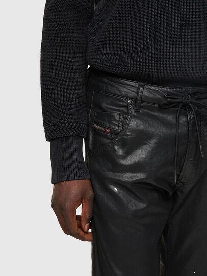 Diesel - Krooley JoggJeans® 0849R, Schwarz/Dunkelgrau - Jeans - Image 4