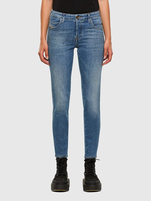 Babhila 086AP, Mittelblau - Jeans